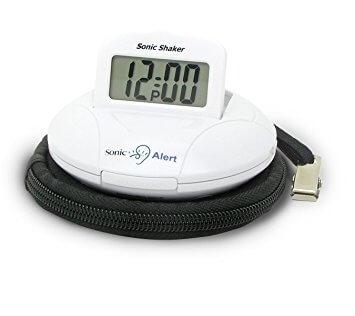 SONIC Boom Portable Alarm