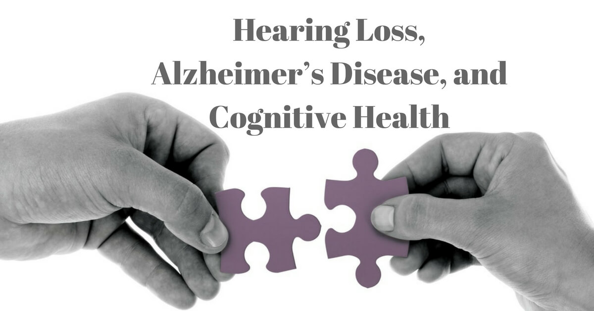 Just in the past decade scientists have found a disturbing link between hearing loss and the risk of developing Alzheimer's disease.