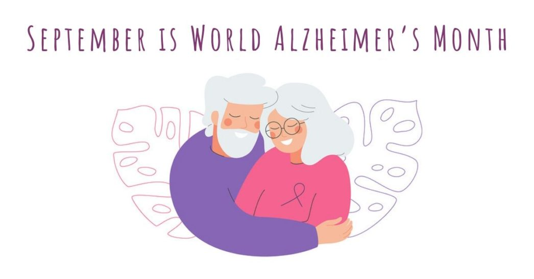 September is World Alzheimer's Month